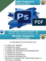 El entorno de photoshop