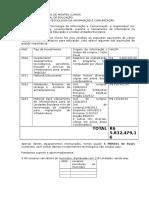 Justificativa contratação monitores de informatica para prefeitura