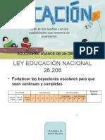 Educación_ Avance de Un Derecho