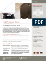 FortiAP Outdoor Series