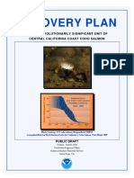 2010 Coho Recovery Plan Public Draft