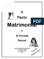 El Pacto Matrimonial Y El Pecado Sexual. Martin Al.pdf