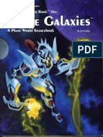 Rifts - Dimension Book 6 - Three Galaxies