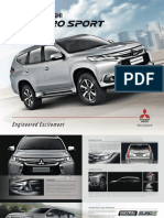 Mitsubishi Montero Sport Brochure