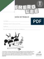 Guia de trabajo 1ero U1 lenguaje