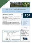 Axe Creek & Eppalock News - Issue 54