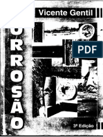 Corrosão - Vicente Gentil 3ed
