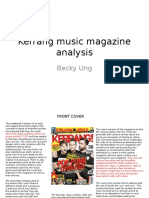 Kerrang Music Magazine Analysis