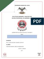 Analisis Granulométrico Del Agregrado Fino