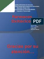Fármacos Oxitócicos