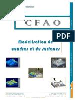 CFAO_Modélisation de Courbes Et Surfaces