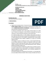 09.03.2017 PODER JUDICIAL ORDENA REPOSICIÓN DE WILSON SANCHEZ VALERA, CHOFER DE RECOLECCIÓN LIMA