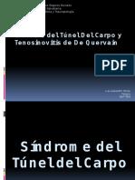 Túnel Del Carpo y Quervain.pptx