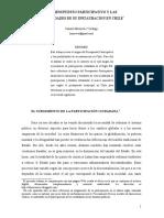URGENTE El presupuesto participativo y su instauracion en chile.pdf