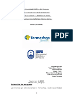 Farmashop gestion de desarrollo humano