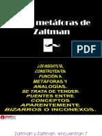 Las 7 Metaforas de Zaltman
