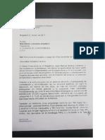 Vargas Lleras presenta su renuncia y estará en el cargo hasta el 21 de marzo