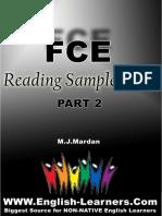 Sample Fce