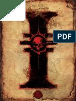 Dark Heresy Character Creation Supplement Web