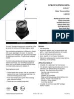 Detector de Gases (U9500)