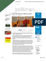 El arte de invertir su dinero en arte - Noticias de Entretenimiento, Espectáculos, Arte y Cultura en Colombia - ELTIEMPO.COM (1)