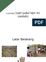 Conut (Cari Judul Lain Ini Contoh)