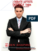 Ben Shapiro - How to debate leftists and destroy them.pdf