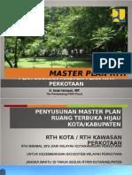 MASTER PLAN RTH - PETA HIJAU-P2KH-Aceh.ppt