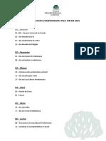 Datas Oficiais Comemoradas Pela Ipb Em 2015
