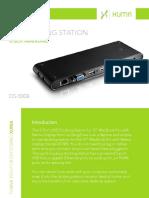 Xuma Redesign Manual