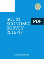 Socio Economic Survey 2016-17