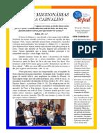 Boletim Informativo Fevereiro 2017