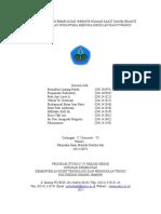 Desain database teknologi dan kontrol