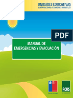 Manual de Emergencias y Evacuacion