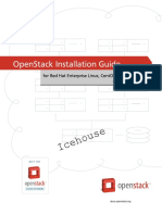 Openstack Install Guide Yum Icehouse