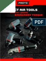 Air Tools Brochure PROTO USA