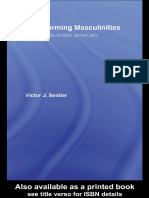 Victor J Seidler-Transforming Masculinities _ Men, Cultures, Bodies, Power, Sex and Love-Routledge (2006)