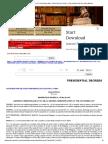 Presidential Decree No. 715 - Amended Anti-dummy Law