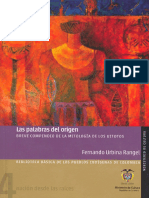 Urbina - Las palabras del origen.pdf