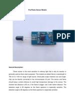 Flame Sensor document