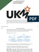 Apa Itu UKM & UMKM _ Perbedaannya Dengan Startup