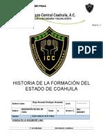 Historia de Coahuila Tarea Sesweb Diego Rdz Hdz