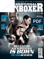 International Kickboxer Magazine - May - June 2016
