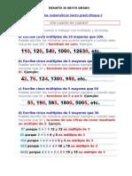 DESAFIOS MATEMÁTICOS - 38