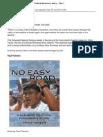 8860 No Easy Road a Burmese Political Prisoners Story Part 1