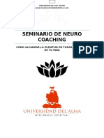 Seminario de Neuro Coaching