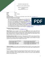 SHE101 - Panduan Kursus 2010-2011 ( Semester I)