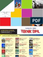 Katalog Buku Teknik Sipil