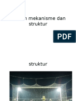 Contoh Mekanisme Dan Struktur