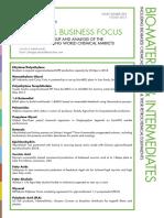CBF BioMaterials Pre-issue